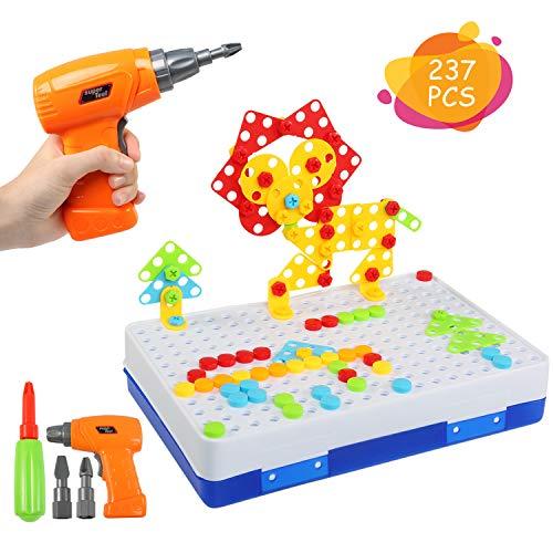 BelleStyle Puzzles 3D Montessori Juguetes 237PCS