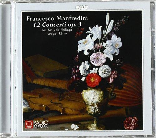 Concerti Op.3 1-12