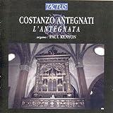 L'Antegnata (Die Giovanni-Cipri-Orgel der Basilica San Martino Maggiore in Bologna)