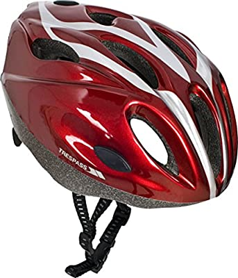 Trespass Kids Tanky Cycle Safety Helmet from Trespass