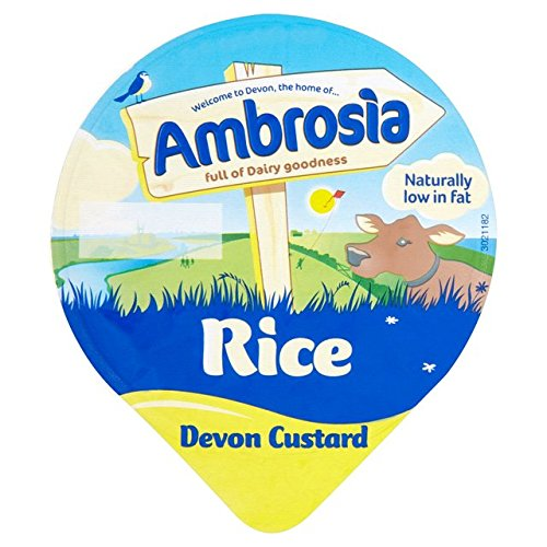 Ambrosia Pouding au riz Devon Custard 190g