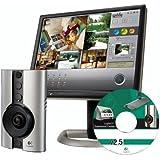 Logitech Indoor Video Security Master System - Überwachungskamera