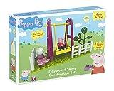 Peppa Wutz Spielplatz-Baukasten mit Schaukel (Mehrfarbig)