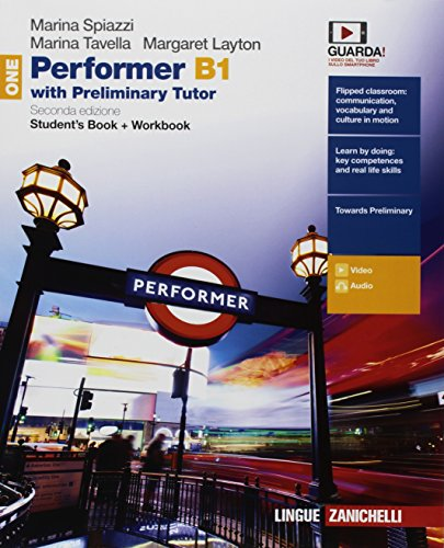 Performer B1. Per le Scuole superiori. Con Libro: Preliminary tutor. Con Contenuto digitale (fornito elettronicamente)
