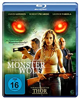 Monsterwolf [Blu-ray]