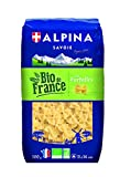 ALPINA SAVOIE Farfalle Bio de France 500 g - Pack de 9