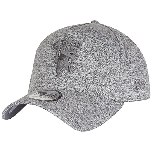 New Era 9Forty Cap - Trucker JERSEY Manchester United gris