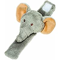 Suki Gifts International Soft Toy (Elephant Wrist Rattle)