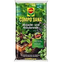 Compo Sana - Substrato para suelo y hierbas, 5 L