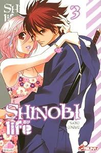 Shinobi Life Edition simple Tome 3
