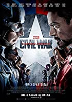 Captain America Civil War Steelbook 3D (2 Blu-Ray)