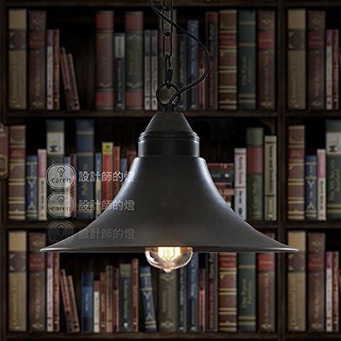 DYBLING American Vintage country creative les chambres d'enfants salon chambre à coucher lampe de plafond suspendus Cap