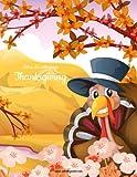 Livre de coloriage Thanksgiving 1