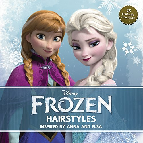 Disney Frozen Hairstyles: Inspired by Anna and Elsa by Edda USA Editorial Team(2014-11-25)