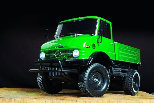 RC LKW kaufen LKW Bild 1: TAMIYA 300058457 - RC Mercedes Benz Unimog 406 CC-01 1:10*