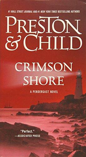 Crimson Shore (Agent Pendergast series, Band 15) -