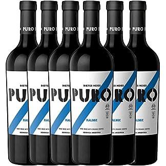 6er-Paket-Puro-Malbec-2017-Dieter-Meier-trockener-Rotwein-argentinischer-Biowein-aus-Mendoza-6-x-075-Liter