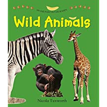 Say and Point Picture Book: Wild Animals (Say and Point Picture Boards)