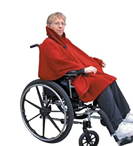 Homecraft Wheelchair Contoured Shawl (Eligible for VAT relief in the UK)