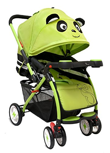 R for Rabbit Cuppy Cake - The Cute Pram -Baby Stroller(Green)