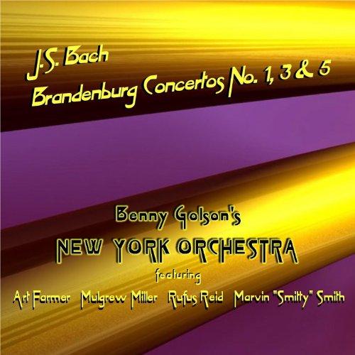 Brandenburg Concerto No. 3 in G: II. Adagio