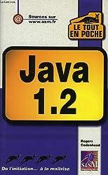 Java 1.2 (Le tout en poche)
