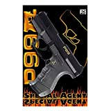 Special Agent P99 25-Schuss Pistole, Karte Pistole Knarre Colt Waffe Fasching