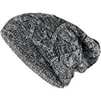 Buff Knitted Hat Nuba Gorro, Graphite, One Size