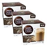 Nescafé Dolce Gusto Café au lait Intenso, Kaffee, Milchkaffee, Kaffeekapsel, 48 Kapseln