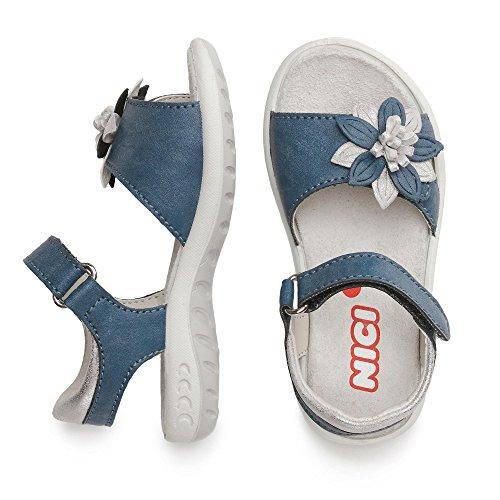 Imac  53701 00373/026, Sandales pour fille jeans/argento