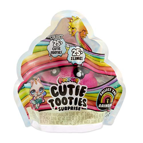 MGA Entertainment 557036E7C Poopsie Cutie Tooties Series 1-1B Sammelfigur, bunt