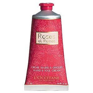 L'OCCITANE – Crema de manos y uñas Rosas y Reinas – 75 ml