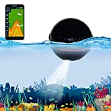 Smart Sonar Pro Plus Pescado Finder – Pescado – Inteligencia Sonar WiFi Sea Fish Reconocer Finder Pesca Sonar Android iOS