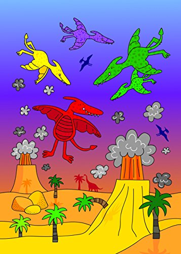 Image of Galt Toys Water Magic Dinosaurs