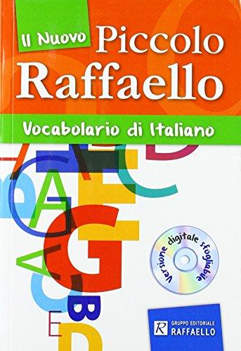 Nuovo dizionario italiano piccolo raffaello. Con CD-ROM
