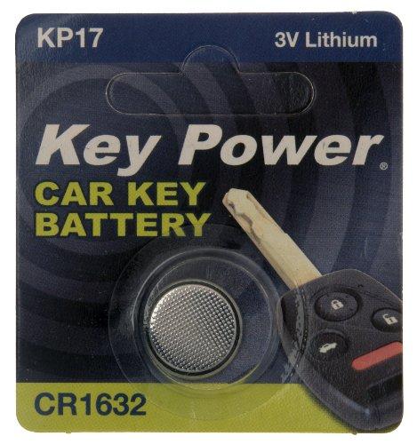 Key Power CR1632-KP Schlüsselbatterie, Lithium, 3V