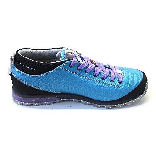 AKU Bellamont Air, Scarpe sportive outdoor Unisex - Adulto Türkis (turquoise/lilac)