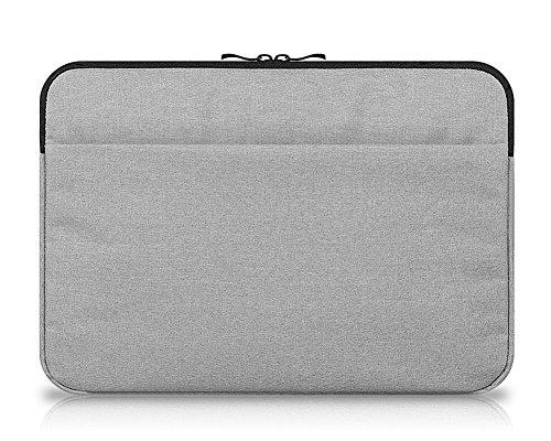 10 Tab Samsung Zoll Cover 4 (9.7/10.1 Zoll Tablet PC Ipad Hülle Tasche Sleeve 8.9/10 Zoll für Samsung Galaxy Tab 3 4 A 9.7 S2 S3/ Odys Windesk 9 Plus Grau)