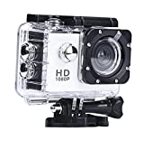 Hipzop Mini 1080P Full HD DV Caméra Sports Caméras étanches...