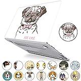 Coque MacBook Air 13 pouces A1369 et A1466, PapyHall aime les chiens, coque en...