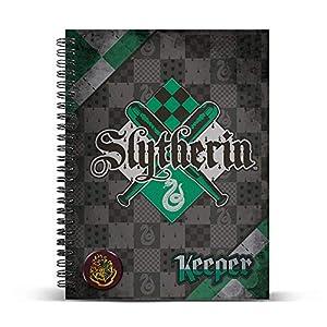 HARRY POTTER- Libretas y Cuadernos, (Karactermania KM-38224)