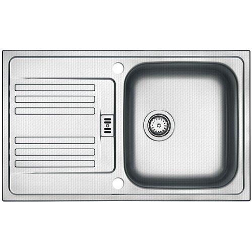 Franke Euroform EFL 614–78lino in acciaio inox, lavandino da cucina lavello da incasso