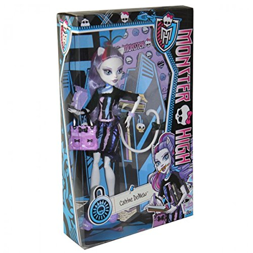 Mattel Monster High Puppe X4419 X4625 Grant Billy Wolf DeMew Long Noir Figur NEU, Modell / Charakter:BGT27