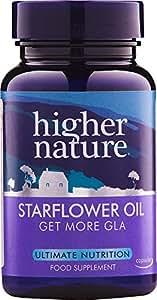 Higher Nature Starflower Oil 1000mg 90 Capsules