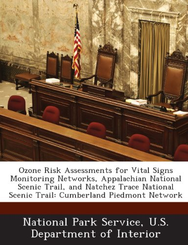 Ozone Risk Assessments for Vital Signs Monitoring Networks, Appalachian National Scenic Trail, and Natchez Trace National Scenic Trail: Cumberland Piedmont Network