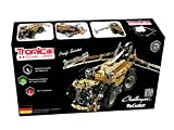 Metal Construction Model Kit Challenger 645B Rogator Self-Propelled Sprayer 1577 parts 1:16 real function tools + picture instructions mechanical building set Tractor Farm age 14+ male STEM Tronico