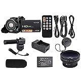 """EBTOOLS VBESTLIFE V7PLUS 3"""" LCD Digitalvideokamera 1080P HD DV für den Außenbereich für Heimgebrauch(100-240V) -"""