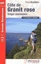 Cote de Granit Rose GR34 Tregor Morlaisien + de 25 Jours de Randonnee: FFR.0346