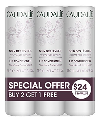 Caudalie Pack 2=3 Lip Conditioner 4,5gr