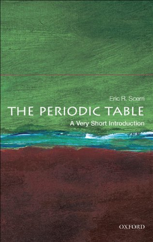 The Periodic Table: A Very Short Introduction (Very Short Introductions) por Eric R. Scerri